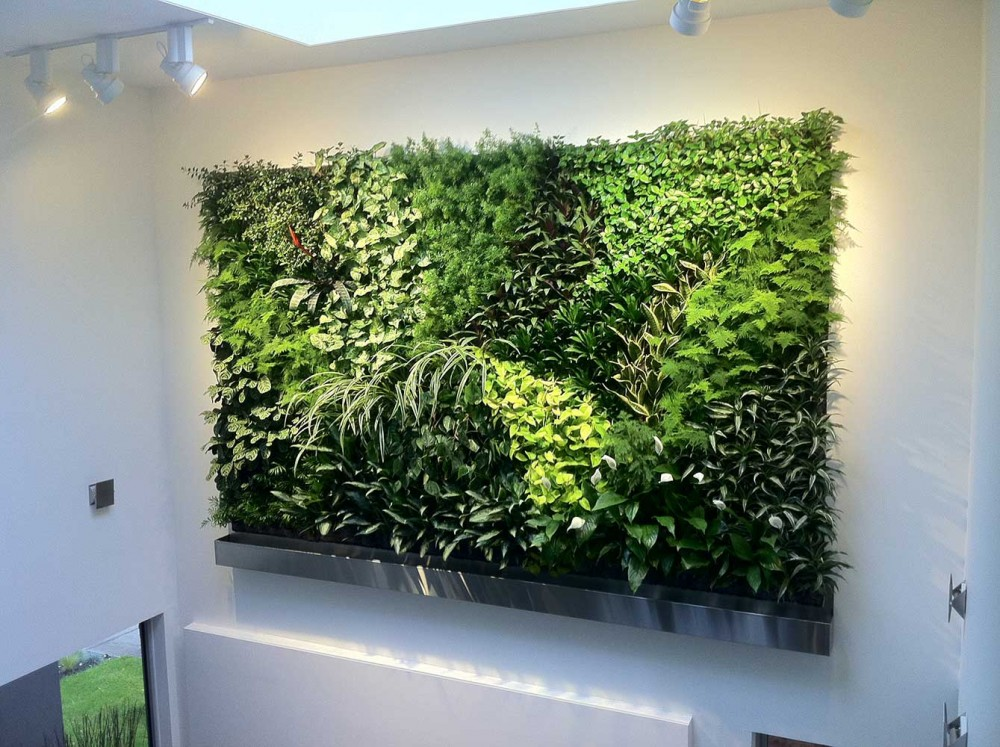 Artificial Ivy Wall Indoor