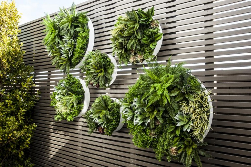 VERTICAL GARDENS | Greenery Designs